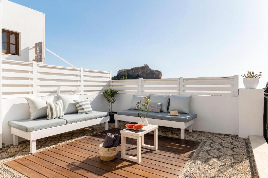 Апартаменты/квартиры Traditional Lindian Suites - отзывы Booking