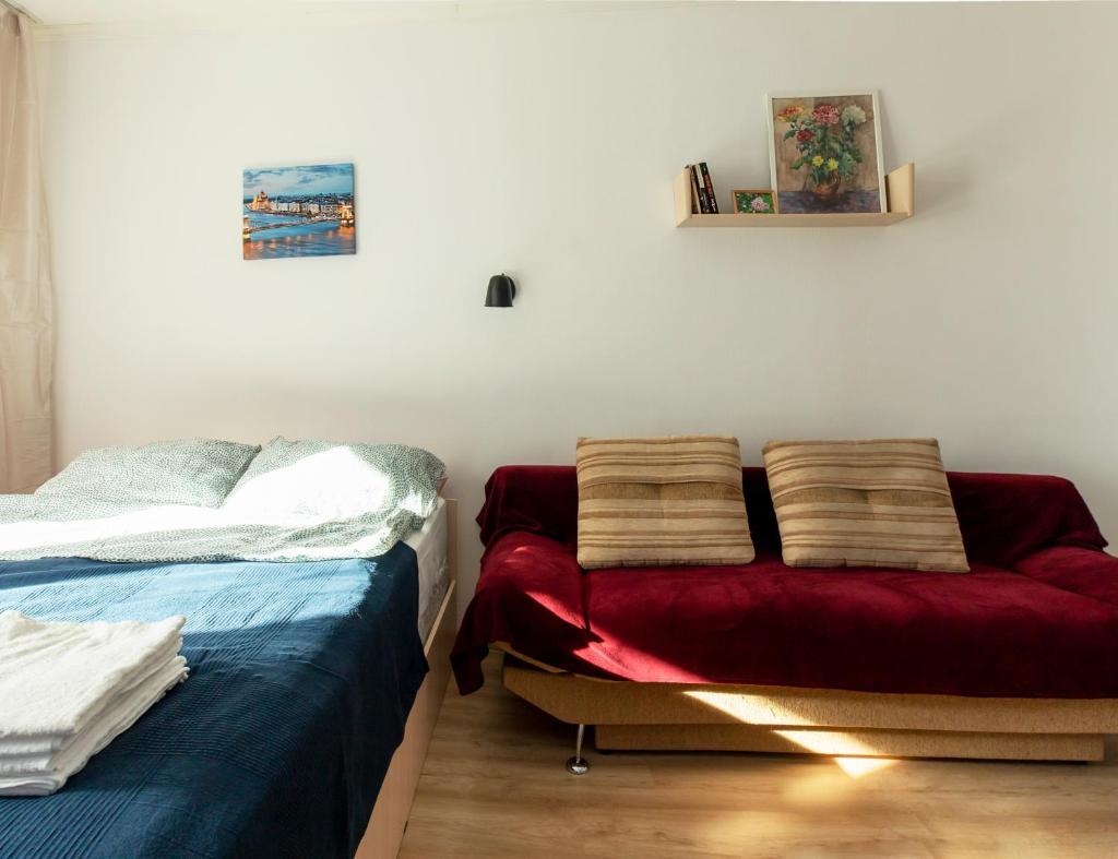 Апартаменты/квартира Хорошая квартира и недорого в Девяткино - отзывы Booking