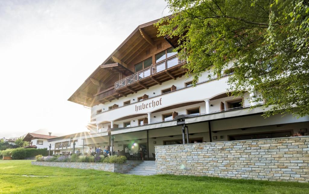 Отель  Отель  Hotel Huberhof