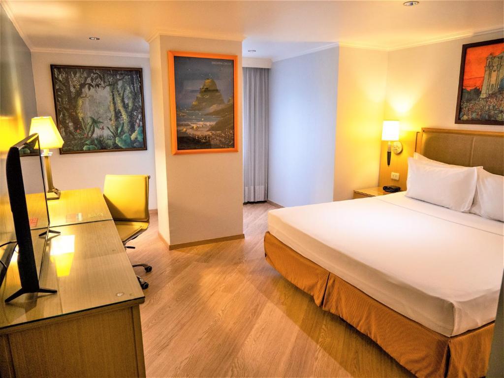 Отель  Отель  Grand Hotel Guayaquil, Ascend Hotel Collection