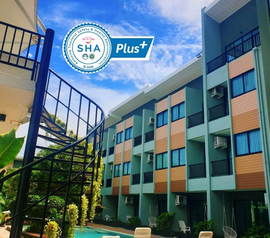 Отель Phuket Airport Place - SHA Plus - отзывы Booking
