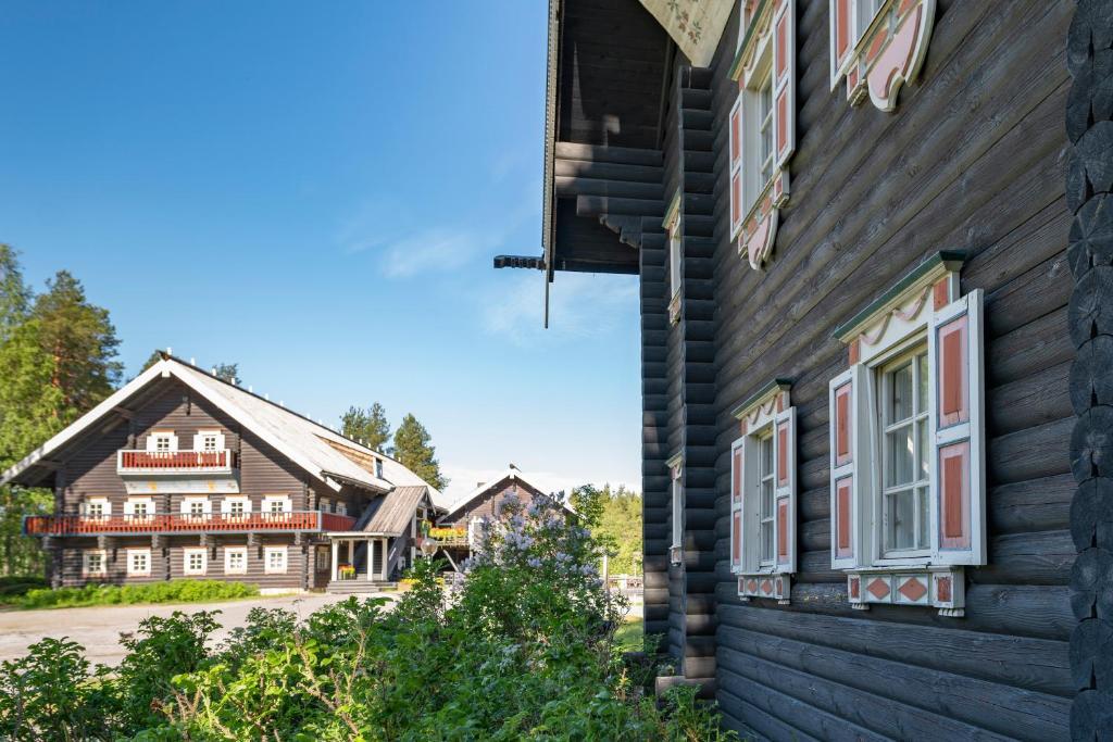 Отель  Bomban Karjalaiskylä, Carelian Village  - отзывы Booking