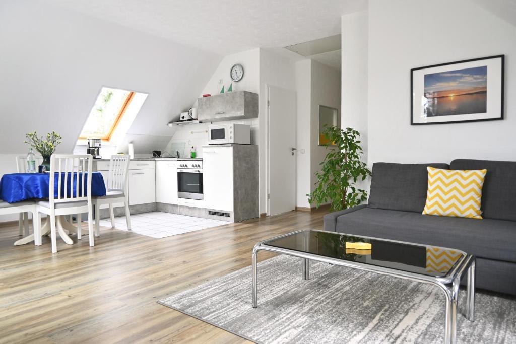 Апартаменты/квартира  Fewo, Nähe Dieksee  - отзывы Booking