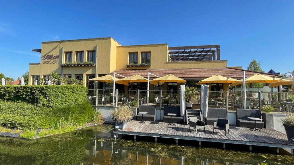 Отель Hotel Babylon Heerhugowaard - Alkmaar - отзывы Booking
