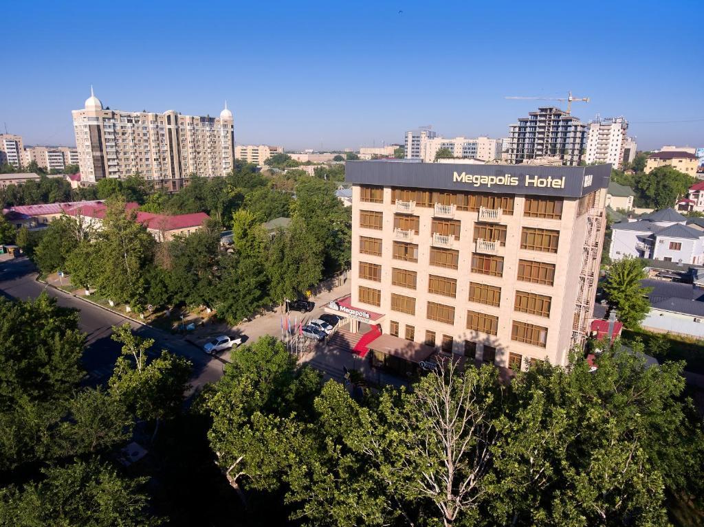 Отель Отель Megapolis Hotel Shymkent