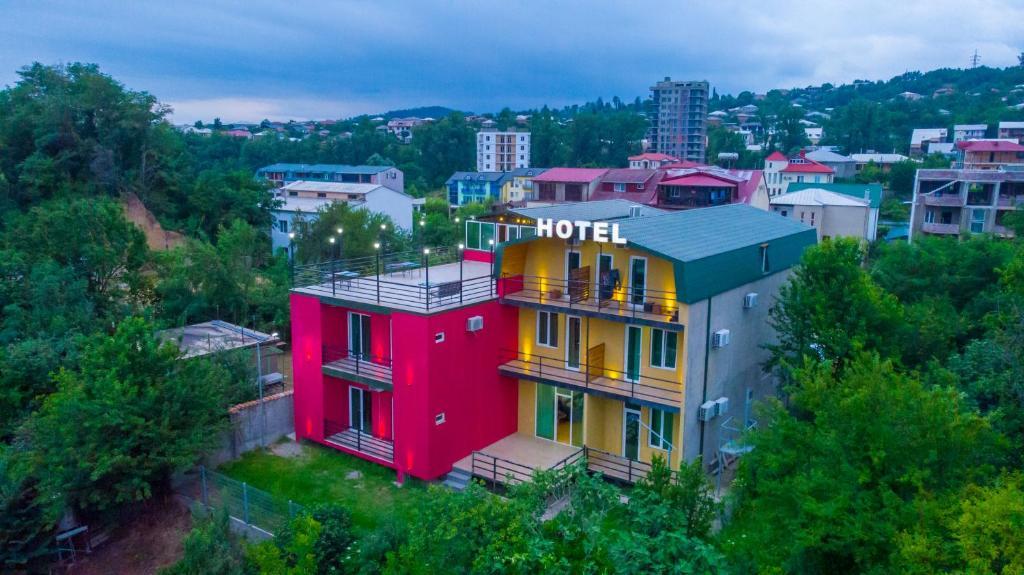 Отель  Panorama Kutaisi  - отзывы Booking