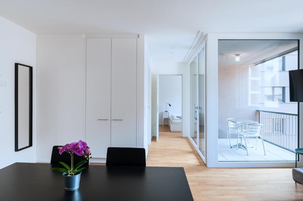 Апартаменты/квартиры  HITrental Messe Apartments  - отзывы Booking