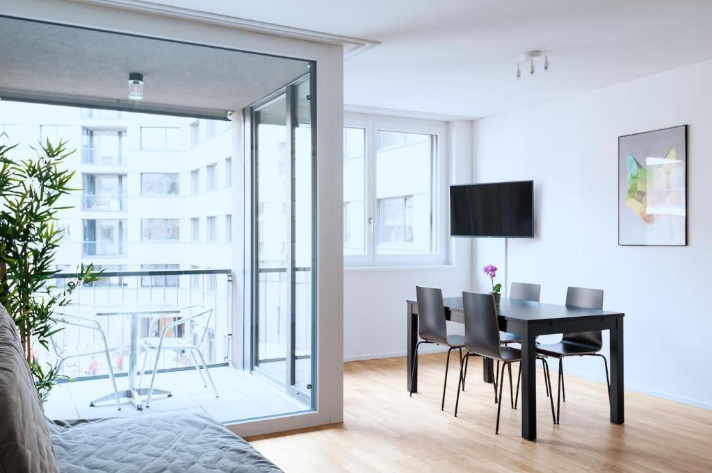 Апартаменты/квартиры  HITrental Basel Apartments  - отзывы Booking