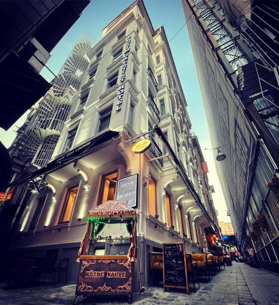 Отель  Taksim Galatist Hotel  - отзывы Booking