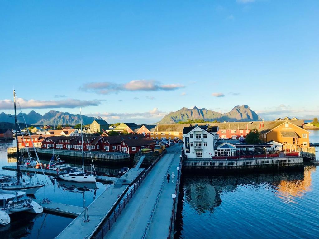 Отель  Anker Brygge  - отзывы Booking