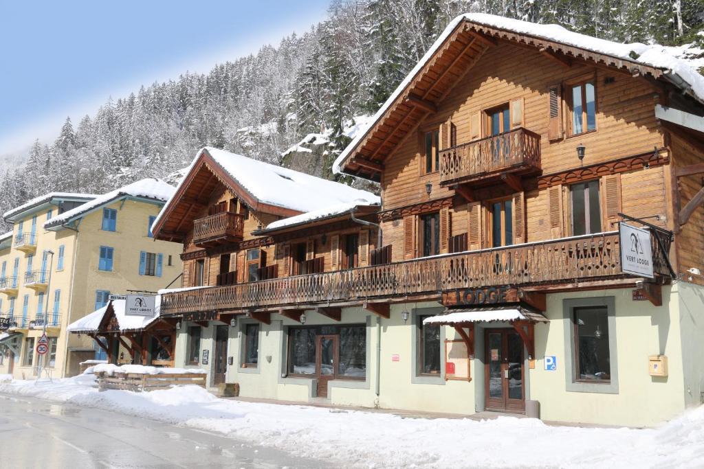 Отель  Vert Lodge Chamonix  - отзывы Booking