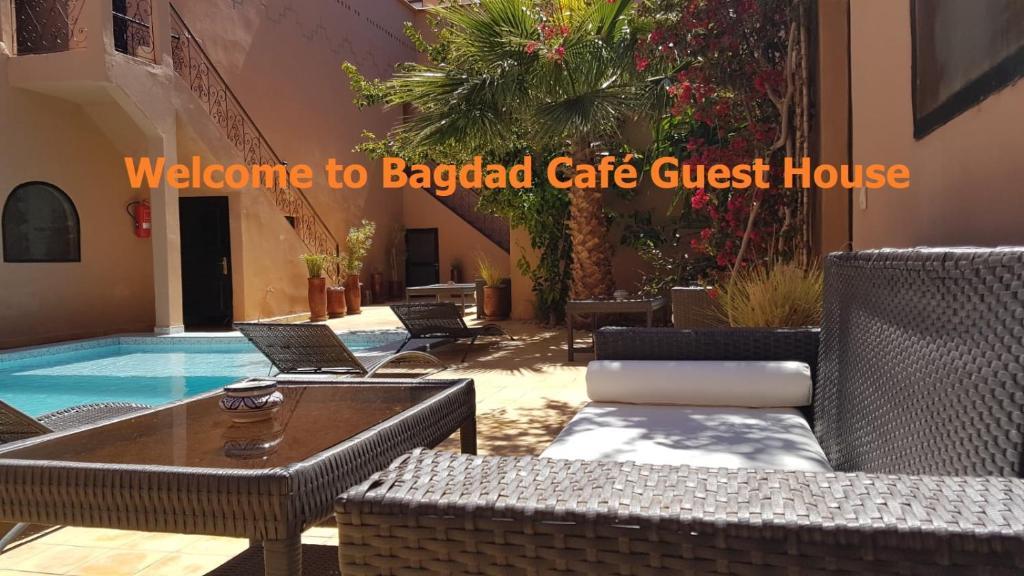 Отель типа «постель и завтрак»  Guest House Bagdad Café