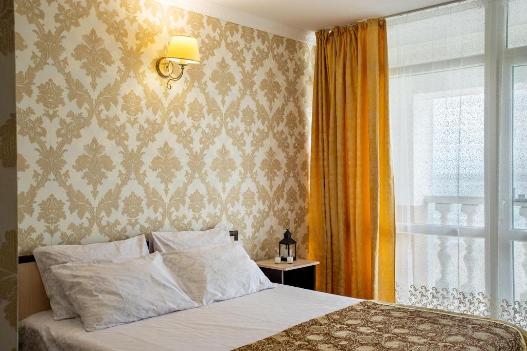Отель Олимп - отзывы Booking