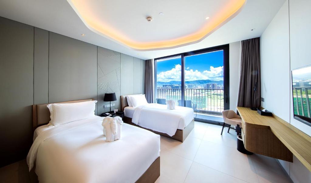 Отель  Oakwood Apartments Sanya  - отзывы Booking
