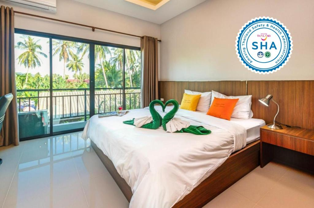 Апарт-отель  Happy Eight Resort SHA  - отзывы Booking