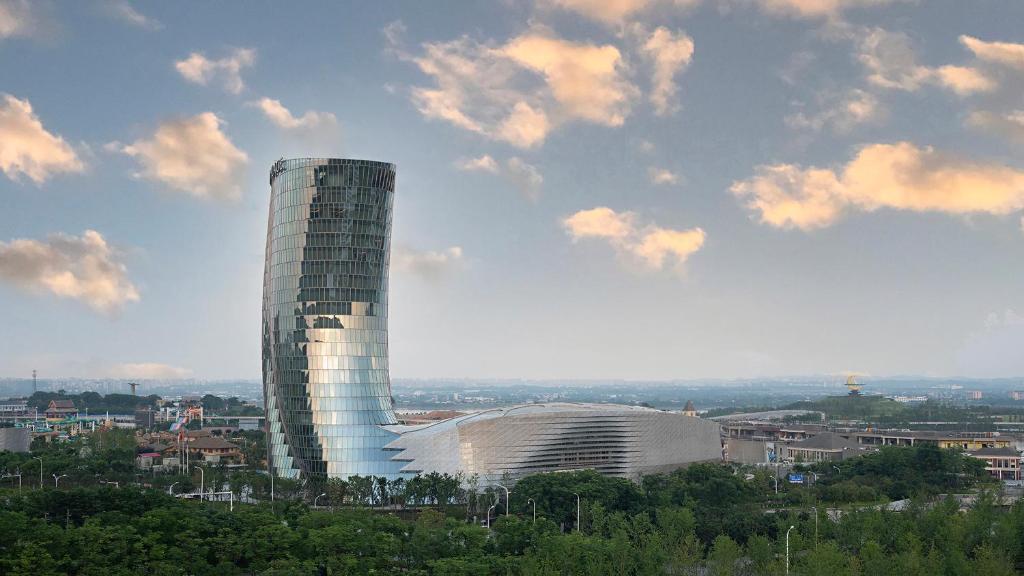 Отель  Отель  Langham Place Changsha