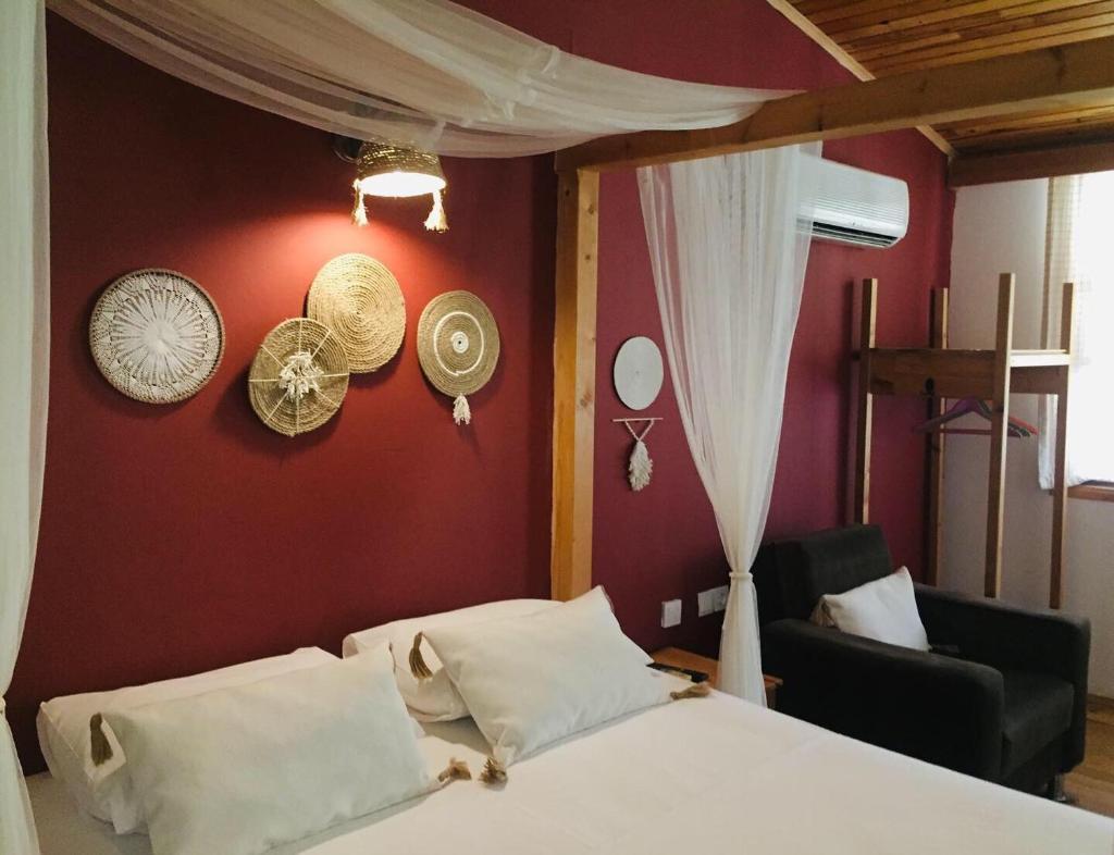 Отель типа «постель и завтрак» Olympos Baykuş Lodge - отзывы Booking