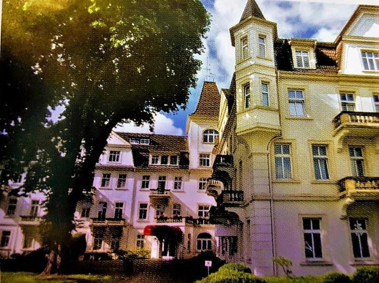 Апартаменты/квартира  Gemütliche Maisonette am Kurpark  - отзывы Booking