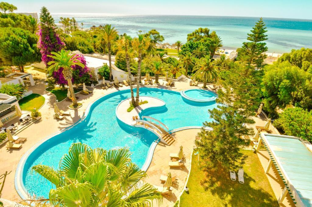 Отель  Hôtel Sol Azur Beach  - отзывы Booking
