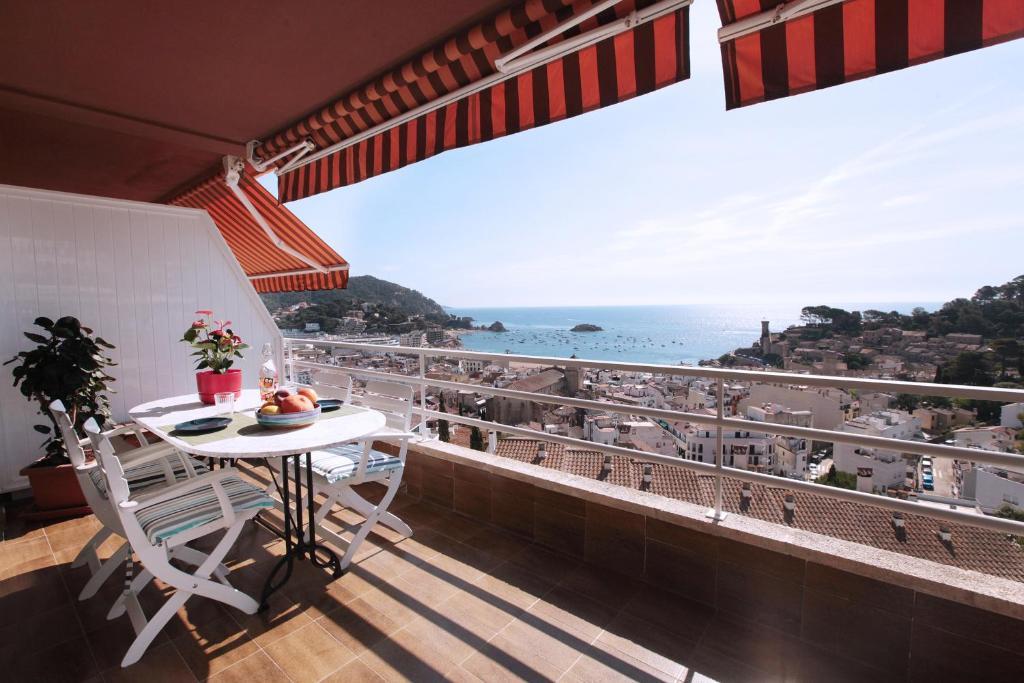 Апартаменты/квартира  El Mirador de Tossa de Mar  - отзывы Booking