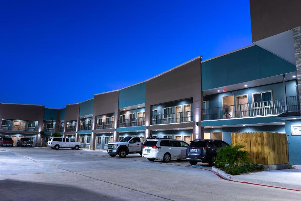 Мотель  Мотель  Texan Hotel