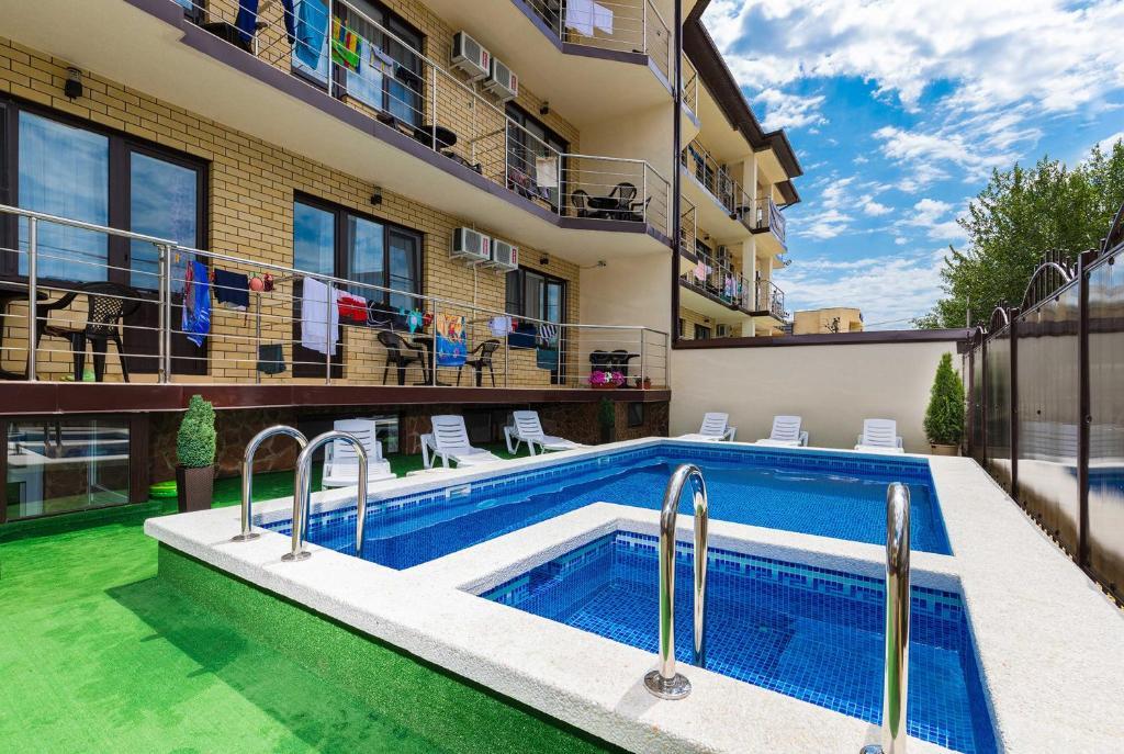 Отель  Seven Seas Hotel  - отзывы Booking