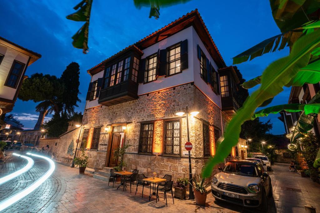Отель Отель Cedrus Hotel