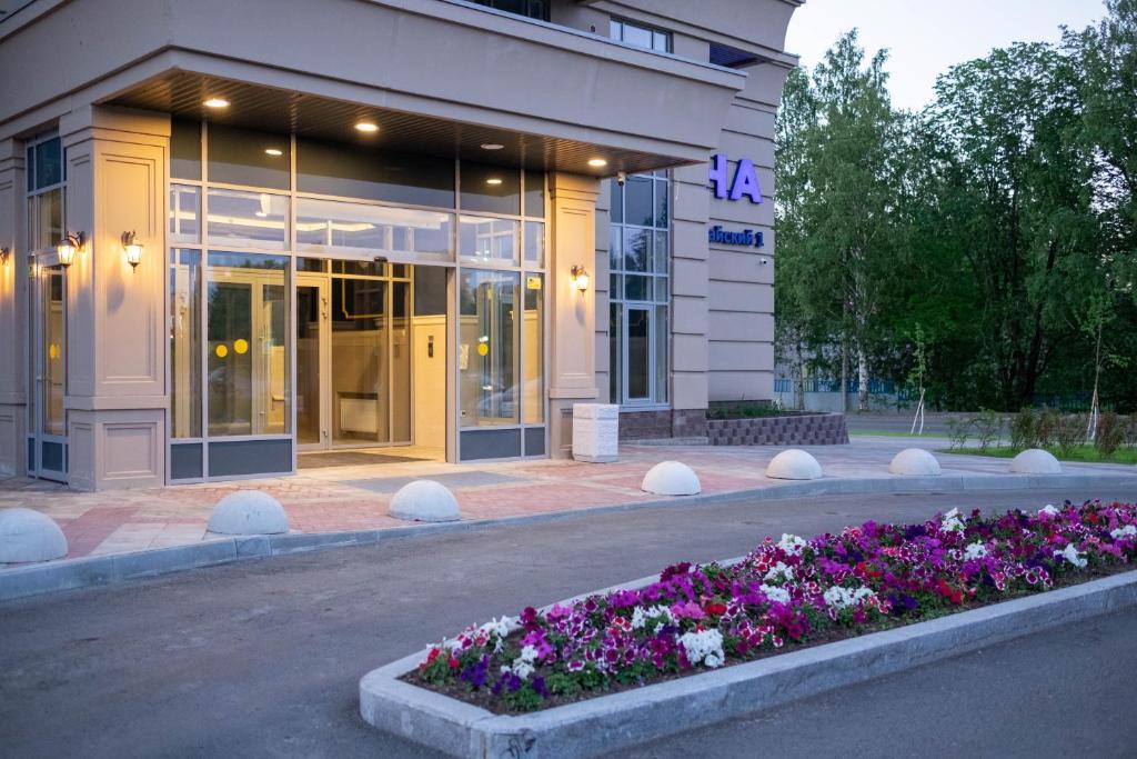 Апартаменты/квартира  Апартаменты ЖК Первомайский д.1  - отзывы Booking