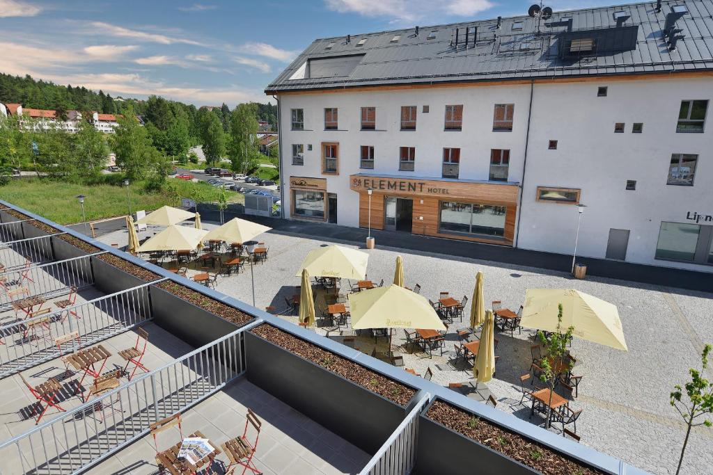 Отель  Hotel Element  - отзывы Booking
