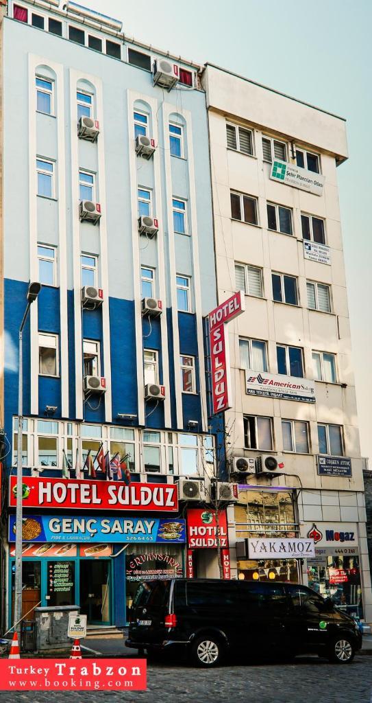 Отель  Sulduz Hotel  - отзывы Booking