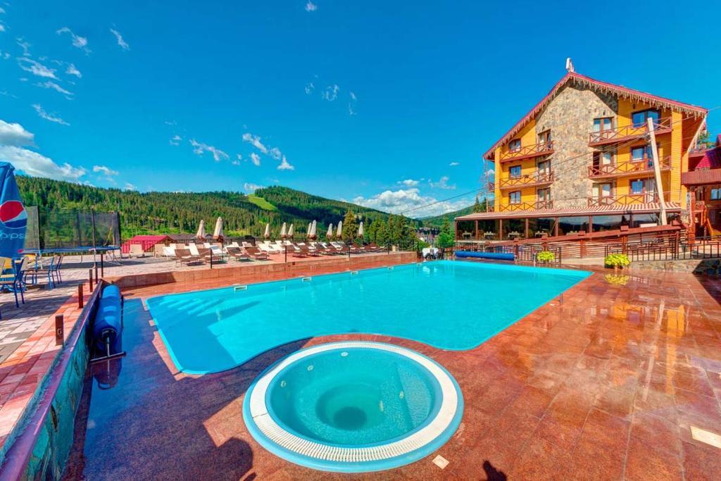 Отель  Villa Elena SPA & Resort  - отзывы Booking