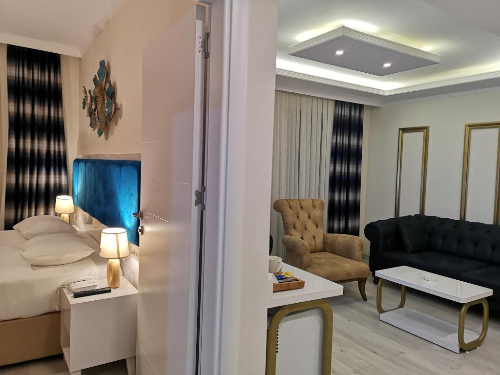 Отель  Mavili Suites  - отзывы Booking