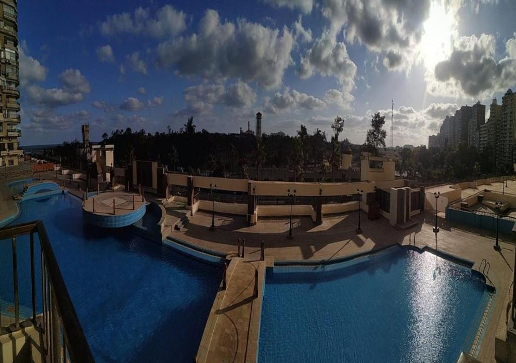 Курортный отель  Курортный отель  Aifu Resort El Montazah