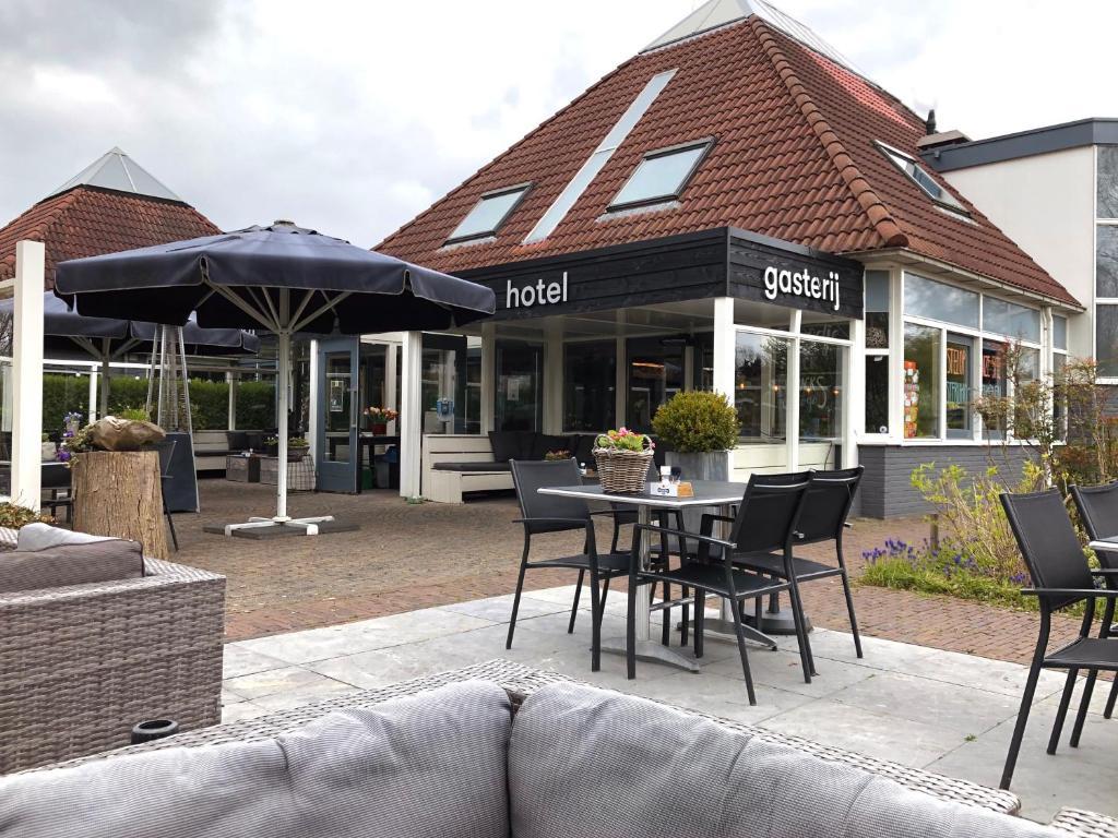 Отель Hotel Molengroet - отзывы Booking
