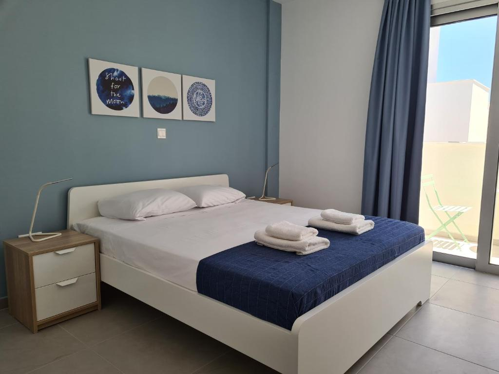 Апартаменты/квартиры  Tefkrou Anthia 9 Apts