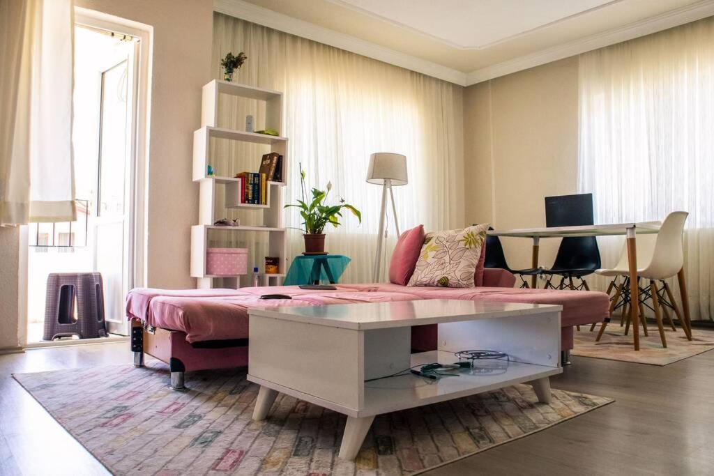 Апартаменты/квартира  Ege'nin tam ortası ORTACA  - отзывы Booking