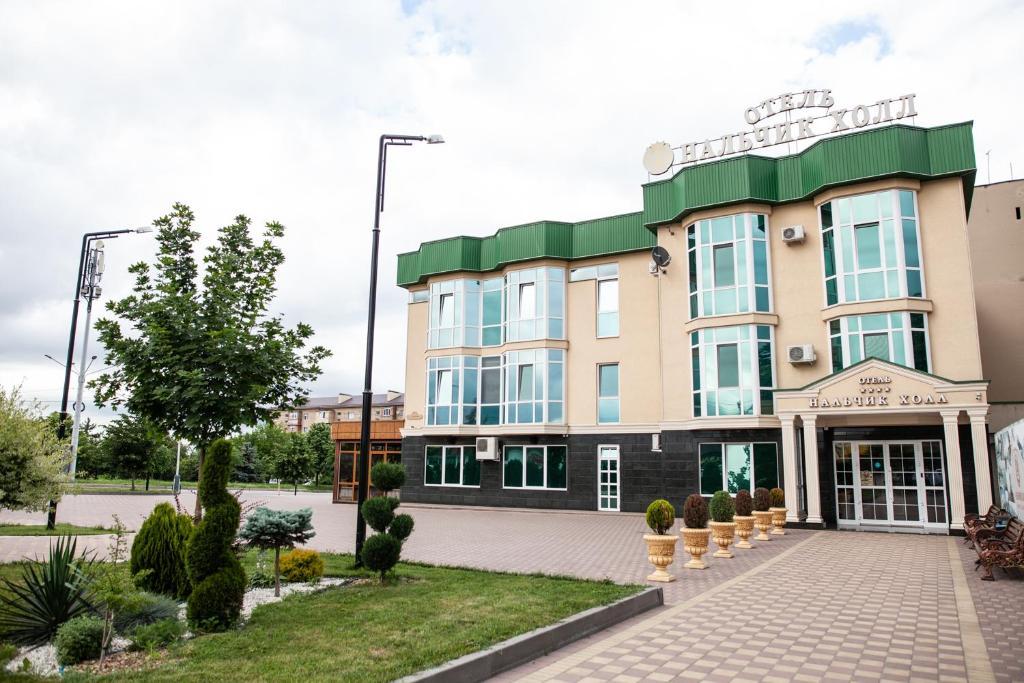 Отель Nalchik Hall - отзывы Booking