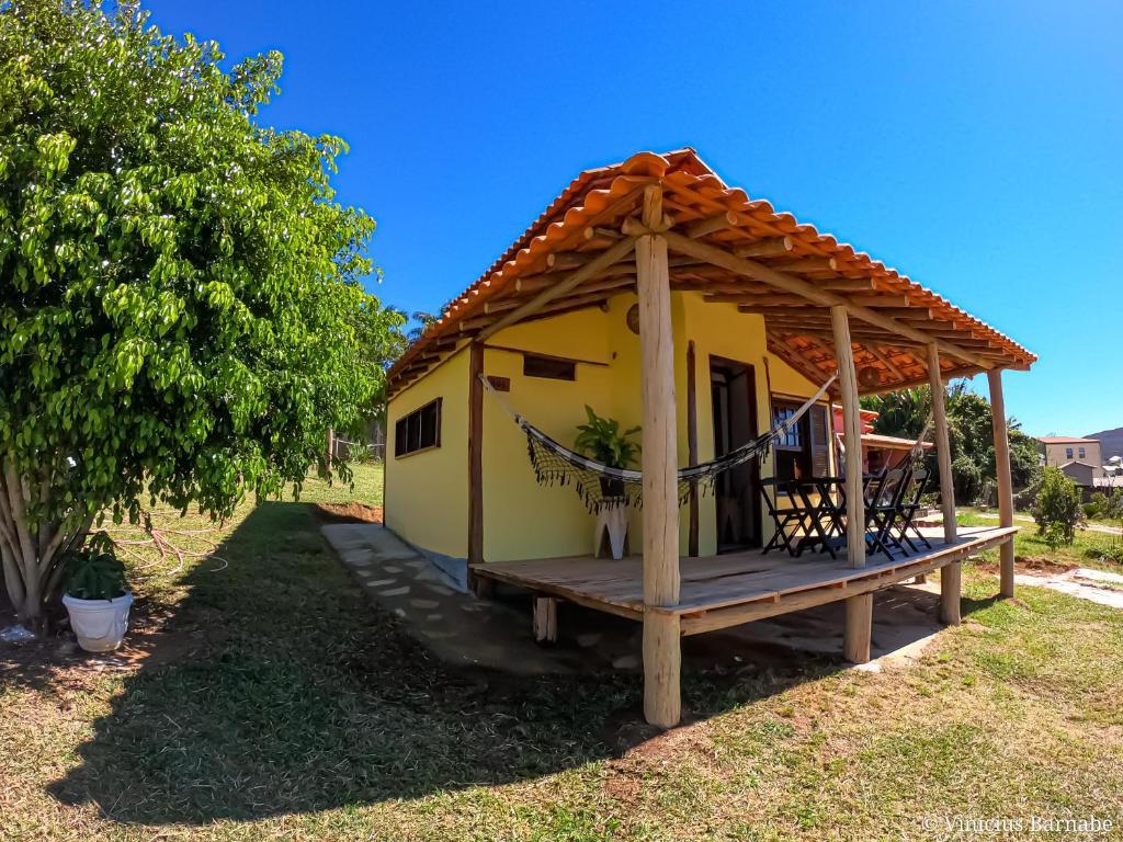 Лодж  Chalés Vila Carrancas