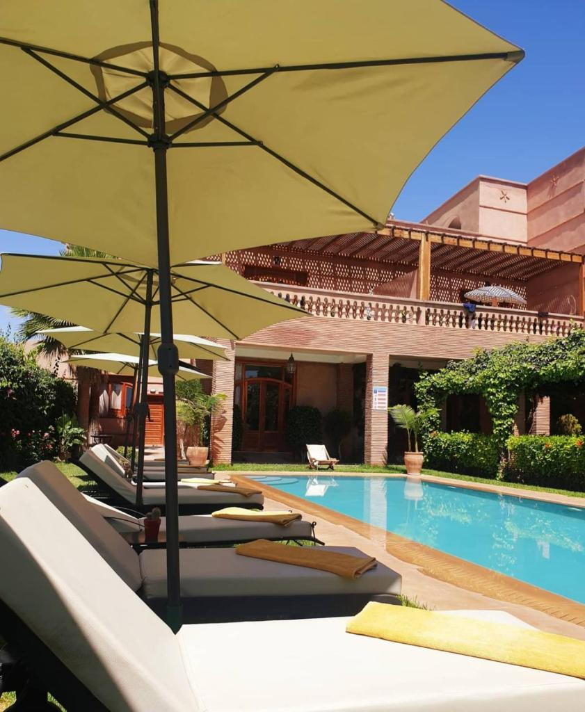 Гостевой дом  Les Terrasses du Lac Marrakech  - отзывы Booking