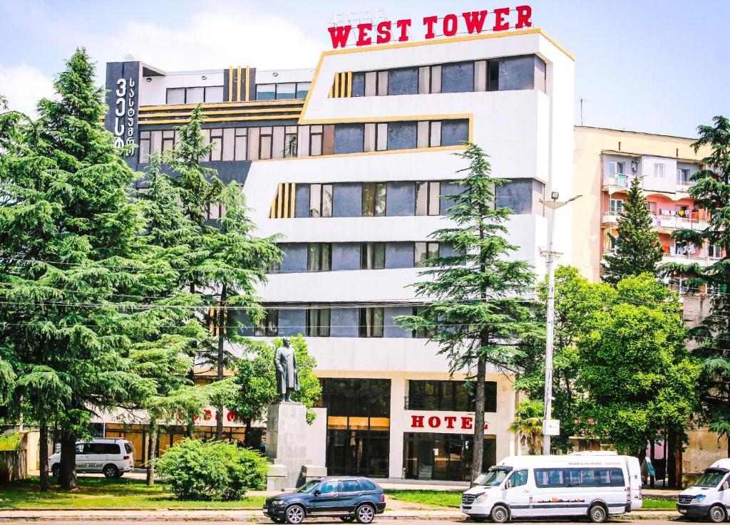Отель  West Tower Hotel  - отзывы Booking