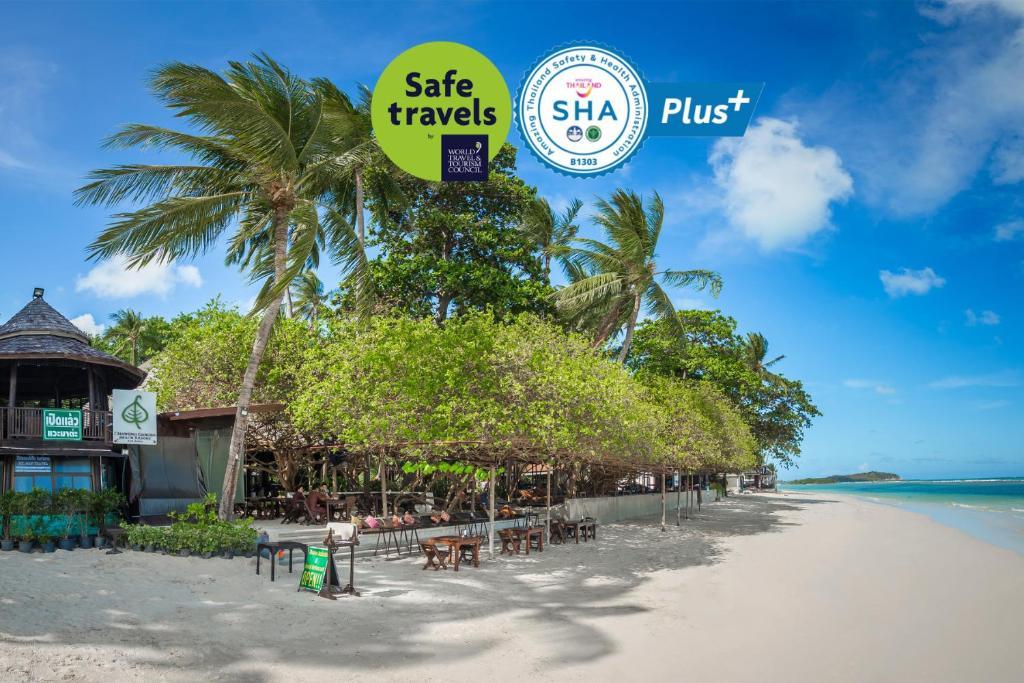 Курортный отель  Chaweng Garden Beach Resort - SHA Plus  - отзывы Booking