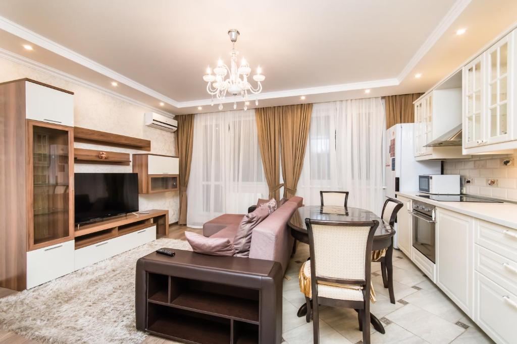 Апартаменты/квартира  Delux  - отзывы Booking