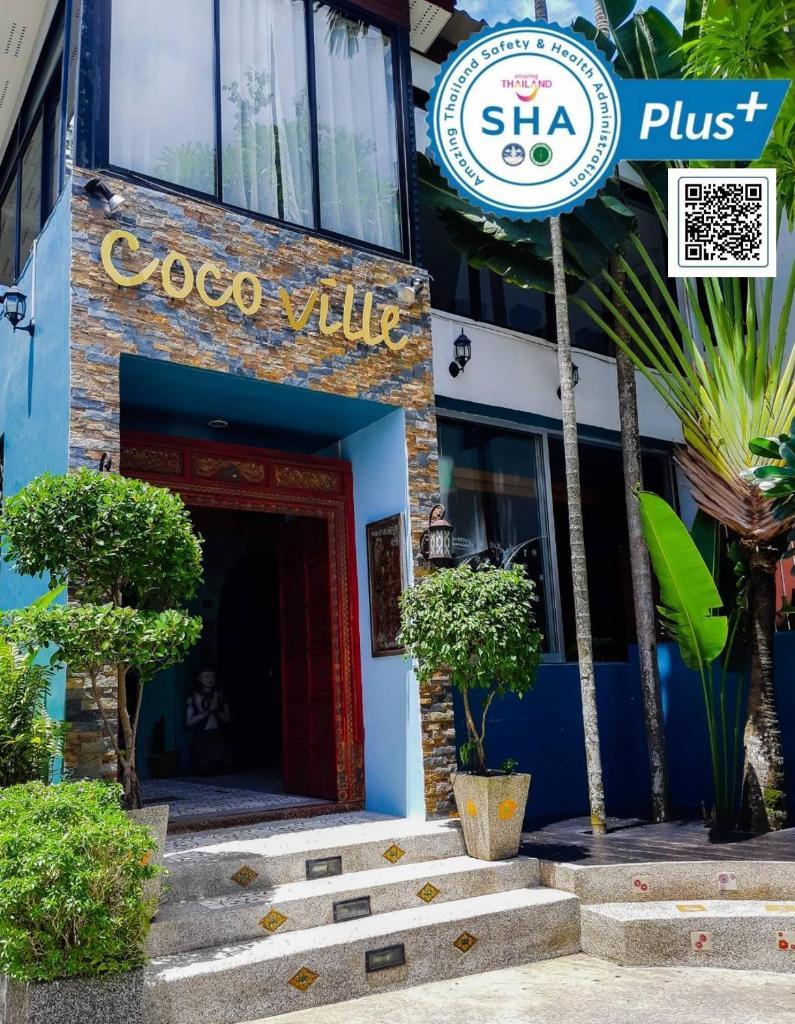 Курортный отель  Cocoville Phuket  - отзывы Booking