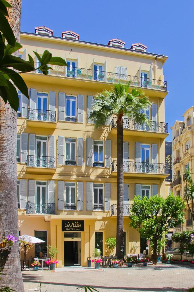 Отель  Hotel La Villa Nice Promenade  - отзывы Booking