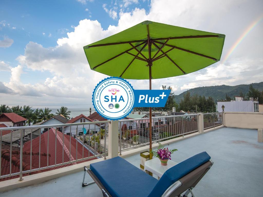 Отель  At Kamala Hotel - SHA Plus