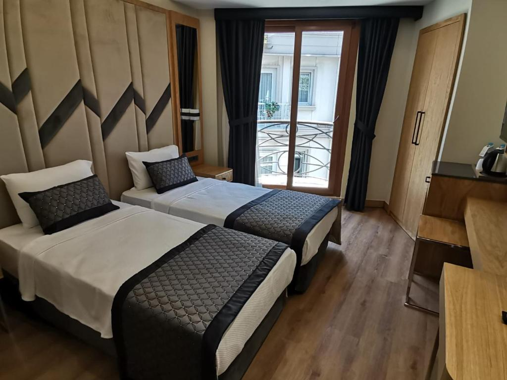 Отель  Endican Sultanahmet Hotel  - отзывы Booking