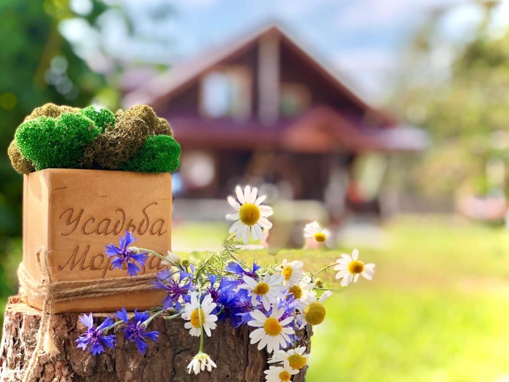 Гостевой дом  Usadba Moroza  - отзывы Booking