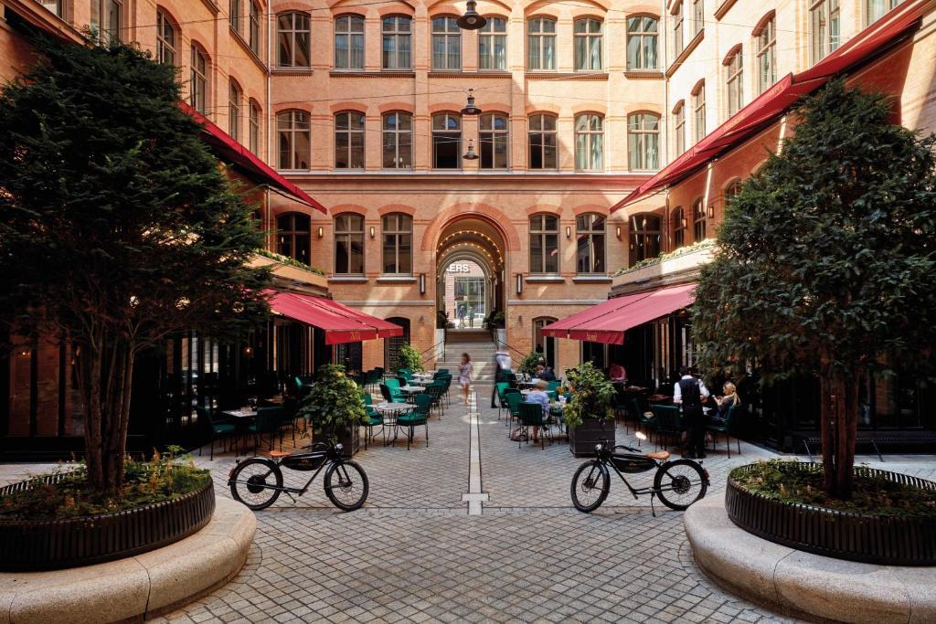 Отель  Tortue Hamburg