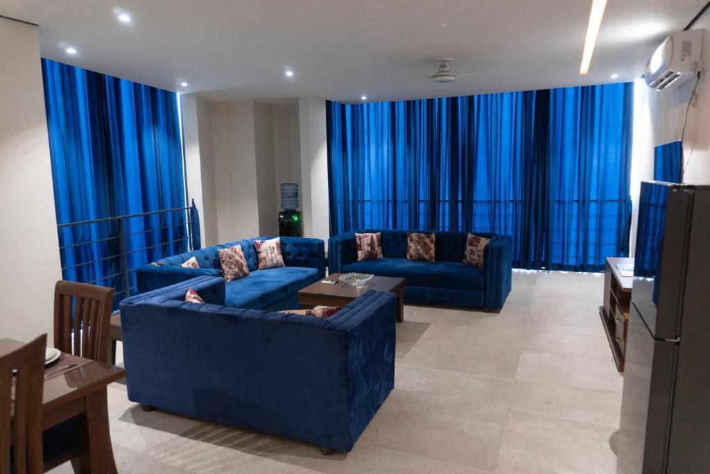 Отель Trivelles Executive Suites Islamabad