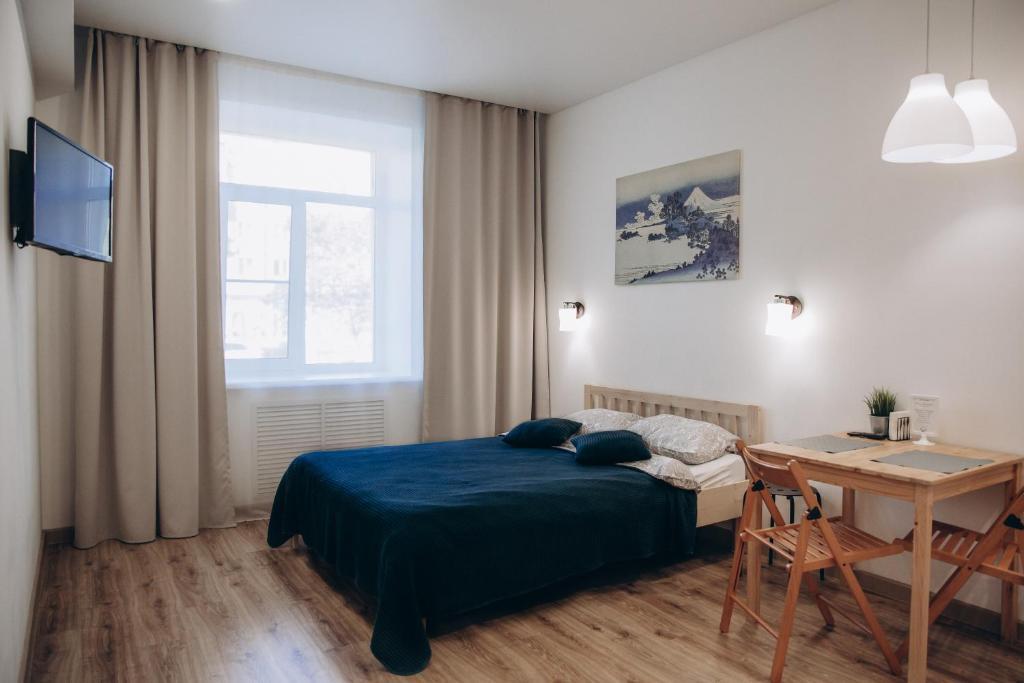 Апартаменты/квартира  MyHome-Vologda студия в центре города